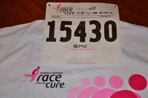 Race for the Cure photo by Glen Green